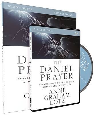 Picture of The Daniel Prayer Study Guide with DVD
