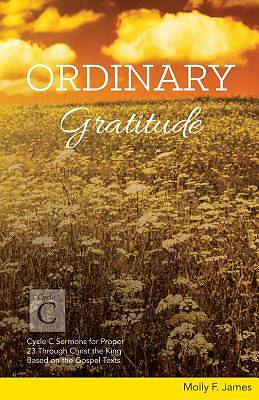 Ordinary Gratitude