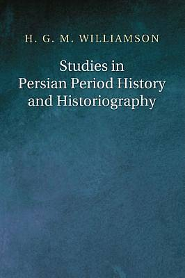 Studies in Persian Period History and Historiography