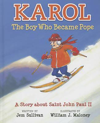 Picture of Karol, the Boy Who Became Pope