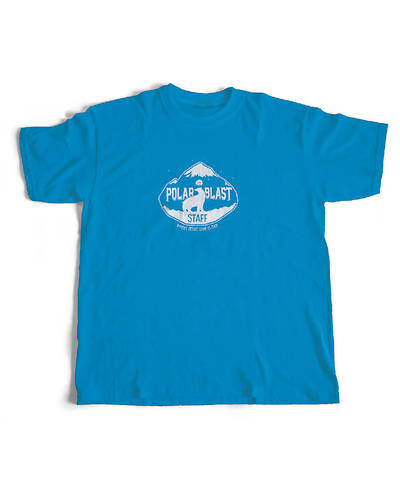 Vacation Bible School (VBS) 2018 Polar Blast Staff T-Shirt - LG