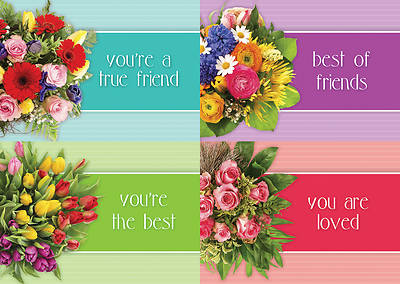 You Are Loved - Friendship Boxed Cards - Box of 12
