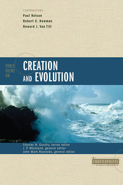 Picture of Three Views on Creation and Evolution