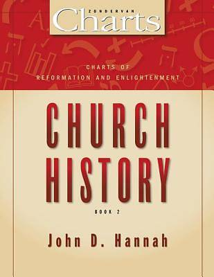 Charts of Reformation and Enlightenment Church History