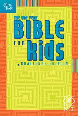 The One Year Bible for Kids New Living Translation