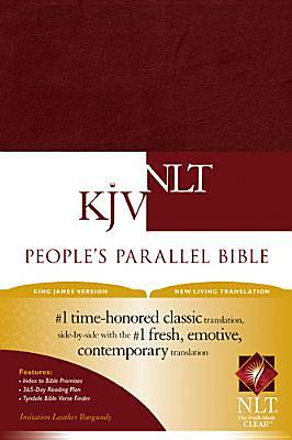 Peoples Parallel Bible-PR-KJV/NLT
