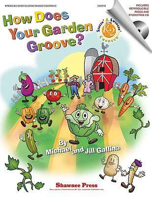 How Does Your Garden Groove? With CD (Audio)