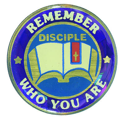 Disciple III Remember Who You Are: Lapel Pins (Pkg of 6)