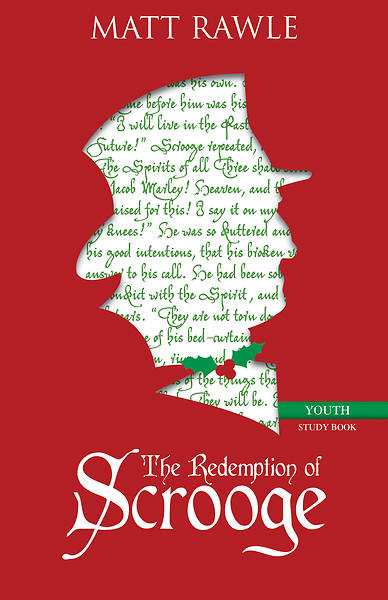 The Redemption of Scrooge Youth Study Book - eBook [ePub]