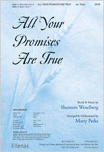 All Your Promises are True SATB Anthem