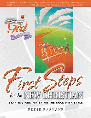 Picture of First Steps for the New Christian