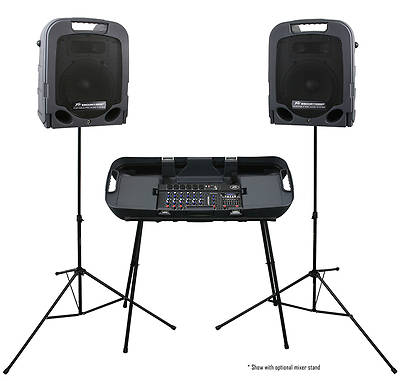 Escort 3000 Portable Sound System