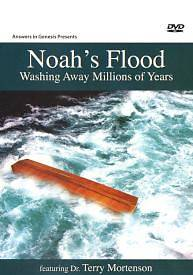 Picture of Noah's Flood Washing Away Millions of Years