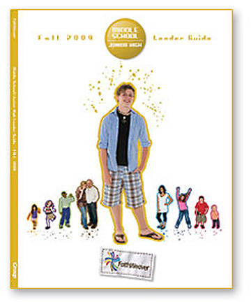 Picture of FaithWeaver Middle School/Junior High Leader Guide Spring 2010