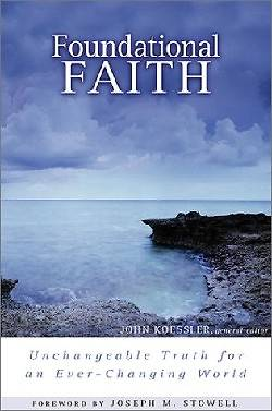 Picture of Foundational Faith