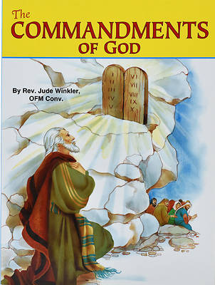 Picture of The Commandments of God