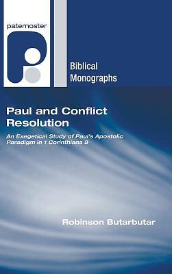 Picture of Paul and Conflict Resolution