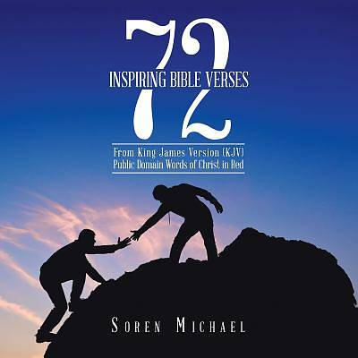 Picture of 72 Inspiring Bible Verses