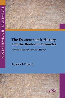 Picture of The Deuteronomic History and the Book of Chronicles