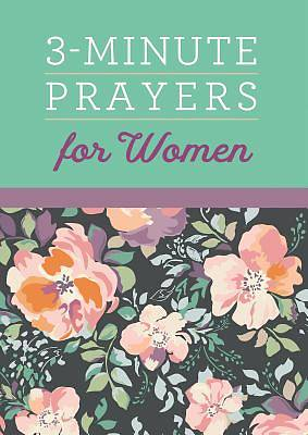 Picture of 3-Minute Prayers for Women