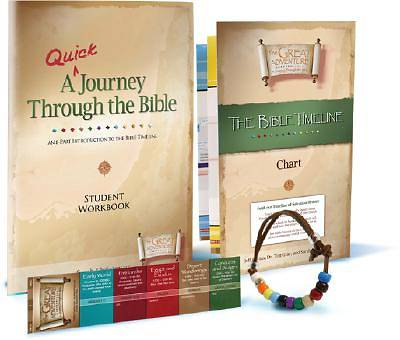A Quick Journey Through the Bible Student Pack