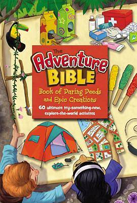 Picture of The Adventure Bible Book of Daring Deeds and Epic Creations