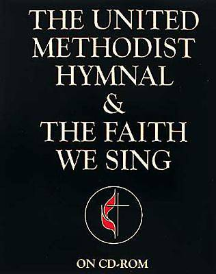 The United Methodist Hymnal and The Faith We Sing on CD-ROM