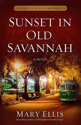 Picture of Sunset in Old Savannah