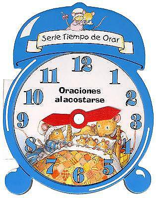 Oraciones al Acostarse / Prayers for Bedtime