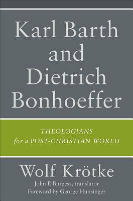 Picture of Karl Barth and Dietrich Bonhoeffer