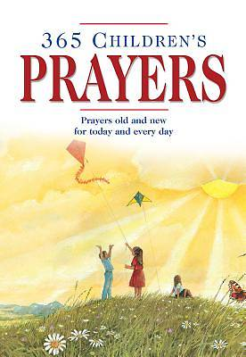 Picture of 365 Children's Prayers