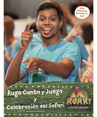 Picture of Vacation Bible School (VBS19) Roar Sing & Play Roar Safari Celebration Leader Manual (Spanish for Bilingual Edition)