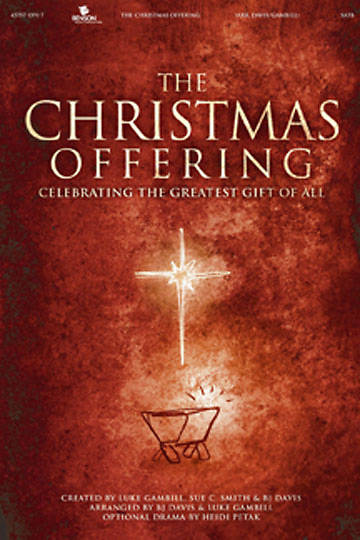 The Christmas Offering SATB Choral Book