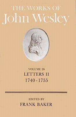 Picture of The Works of John Wesley Volume 26