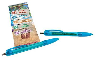 Standard Vacation Bible School 2012 Adventures On Promise Island Gods Promises Banner Pen (pkg 5)