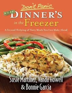 Dont Panic--More Dinners in the Freezer [ePub Ebook]