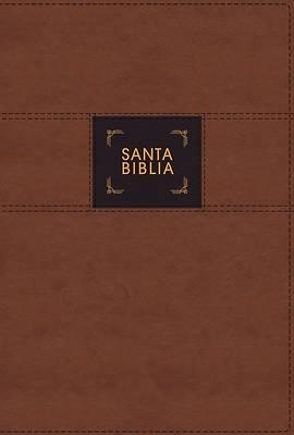 Picture of Nbla Biblia de Estudio Gracia Y Verdad, Leathesoft, Café, Interior a DOS Colores, Con Índice