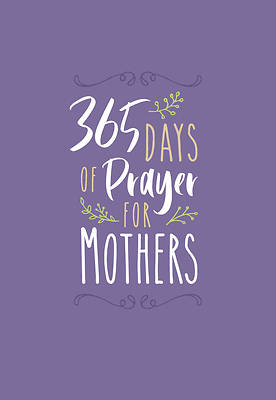 Picture of 365 Days of Prayer for Mothers