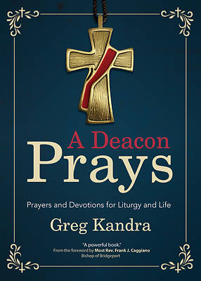 Picture of A Deacon Prays
