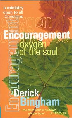 Encouragement Oxygen of the Soul