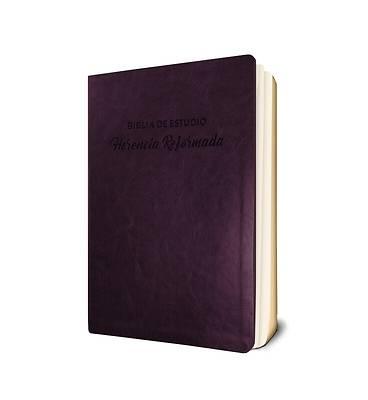 Picture of Biblia de Estudio Herencia Reformada - Simil Piel (Vino Tinto)