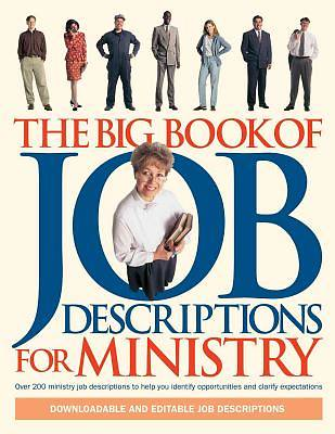 The Big Book of Job Descriptions for Ministry