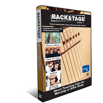Picture of Jars of Clay - Backstage Series DVD