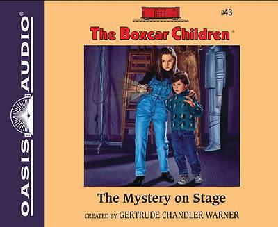 The Mystery on Stage (Library Edition)