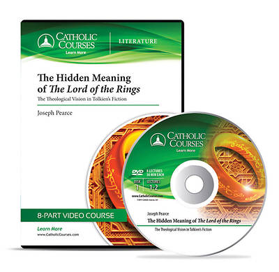 The Hidden Meaning of the Lord of the Rings - (Audio CD)
