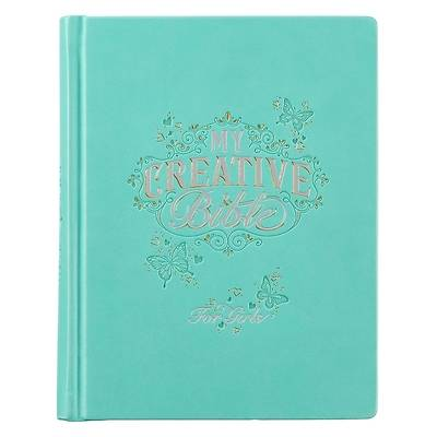 Picture of ESV My Creative Bible Teal