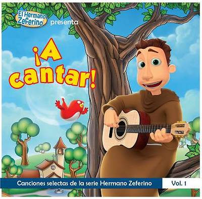 Audio CD - A Cantar
