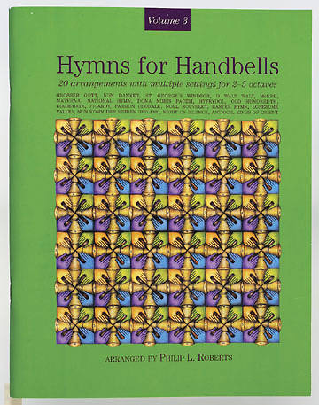 Hymns for Handbells Volume 3