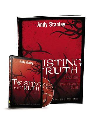 Picture of Twisting the Truth Participant's Guide with DVD