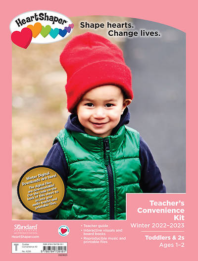 Picture of Heartshaper Toddler Twos Kit Winter